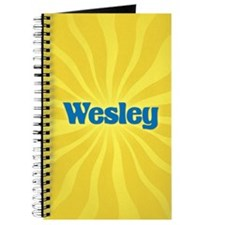 Wesley Sunburst Journal