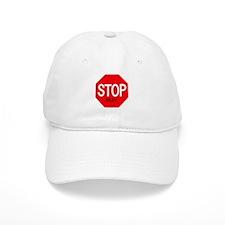 Stop Riley Baseball Cap