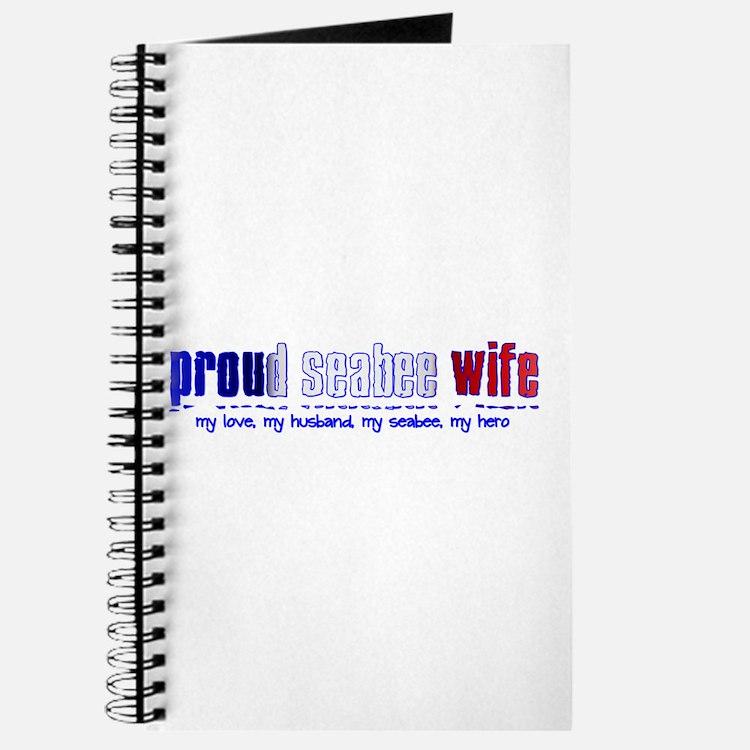 Proud Seabee Wife Journal