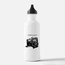 I flash people Water Bottle