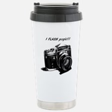 I flash people Travel Mug