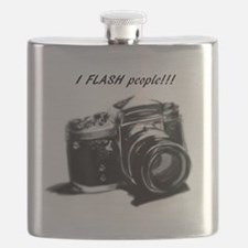 I flash people Flask