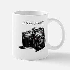 I flash people Mug