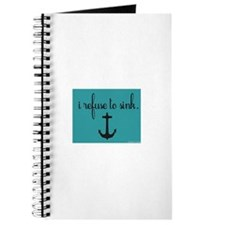 i refuse to sink Journal
