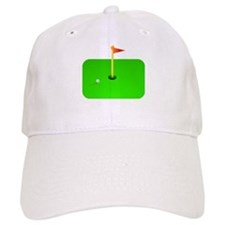 Golf Green Baseball Cap