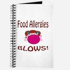 Food Allergies Blows! Journal
