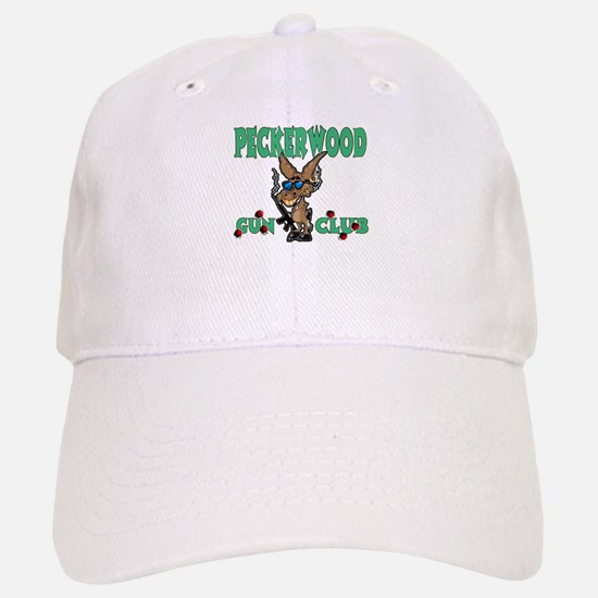 PECKERWOOD GUN CLUB Baseball Baseball Cap