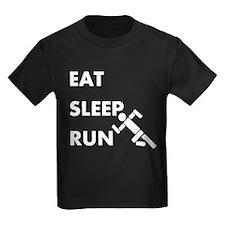 Eat Sleep Run T