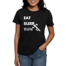 Eat Sleep Run Tee