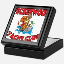 PECKERWOOD YACHT CLUB Keepsake Box