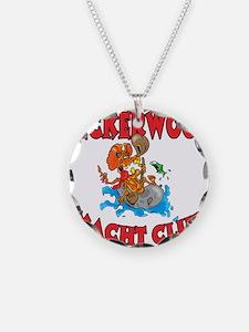 PECKERWOOD YACHT CLUB Necklace