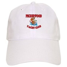 PECKERWOOD YACHT CLUB Baseball Cap