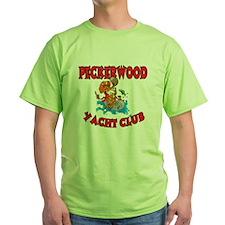 PECKERWOOD YACHT CLUB T-Shirt