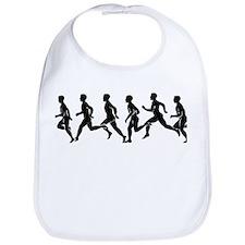 Runners Silhouette Bib
