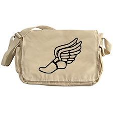 Winged Foot Running Messenger Bag