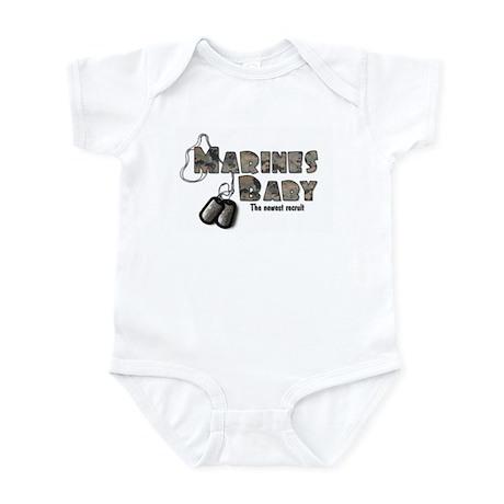 Marines Baby Infant Bodysuit