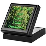 Get ECO Green Keepsake Box