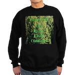 Get ECO Green Sweatshirt (dark)