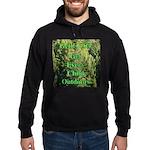 Get ECO Green Hoodie (dark)