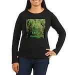 Get ECO Green Women's Long Sleeve Dark T-Shirt