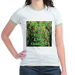 Get ECO Green Jr. Ringer T-Shirt