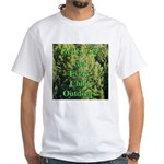 Get ECO Green White T-Shirt