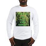 Get ECO Green Long Sleeve T-Shirt