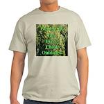 Get ECO Green Light T-Shirt