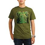 Get ECO Green Organic Men's T-Shirt (dark)