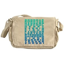 Super Junior Messenger Bag