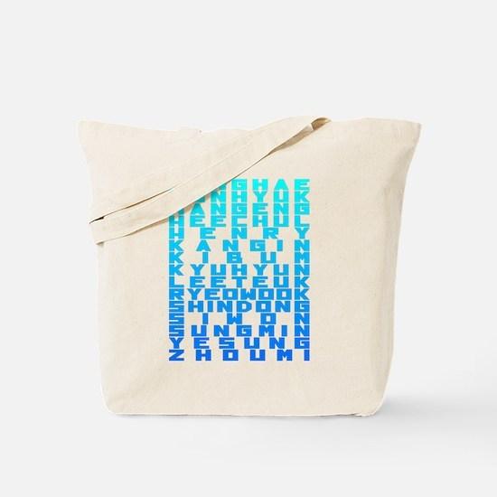Super Junior Tote Bag