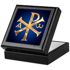 Cute Roman catholic Keepsake Box
