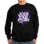 Join Fight GIST Cancer Sweatshirt (dark)