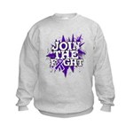 Join Fight GIST Cancer Kids Sweatshirt