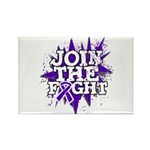 Join Fight GIST Cancer Rectangle Magnet