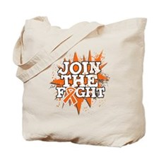 Join The Fight Leukemia Shirts Tote Bag