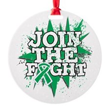 Join Fight Liver Cancer Ornament