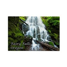 Fairy Falls Rectangle Magnet (10 pack)