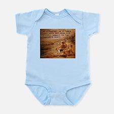 Be Steadfast As A Tower - Dante Alighieri Infant B
