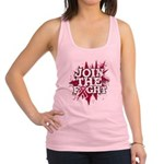 Join Fight Multiple Myeloma Racerback Tank Top