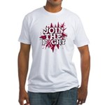 Join Fight Multiple Myeloma Fitted T-Shirt