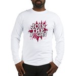 Join Fight Multiple Myeloma Long Sleeve T-Shirt