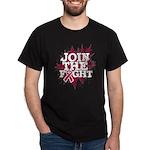 Join Fight Multiple Myeloma Dark T-Shirt