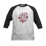Join Fight Multiple Myeloma Kids Baseball Jersey