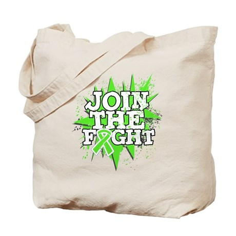 Join Fight Non-Hodgkins Tote Bag