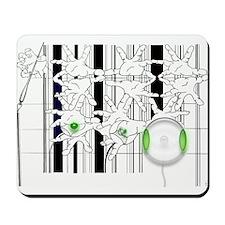 Evolve: Green Mousepad