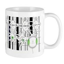 Evolve: Green Small Mug