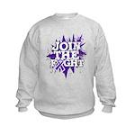 Join Fight Pancreatic Cancer Kids Sweatshirt