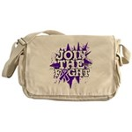 Join Fight Pancreatic Cancer Messenger Bag