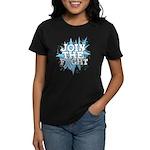 Join Fight Prostate Cancer Women's Dark T-Shirt